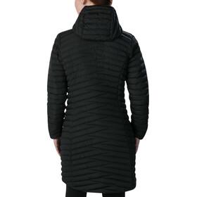 Berghaus Nula Micro Veste Long Femme, black/black